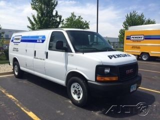 Penske Trucks - Unit 617264 - 2011 Gmc Savana 2500 photo