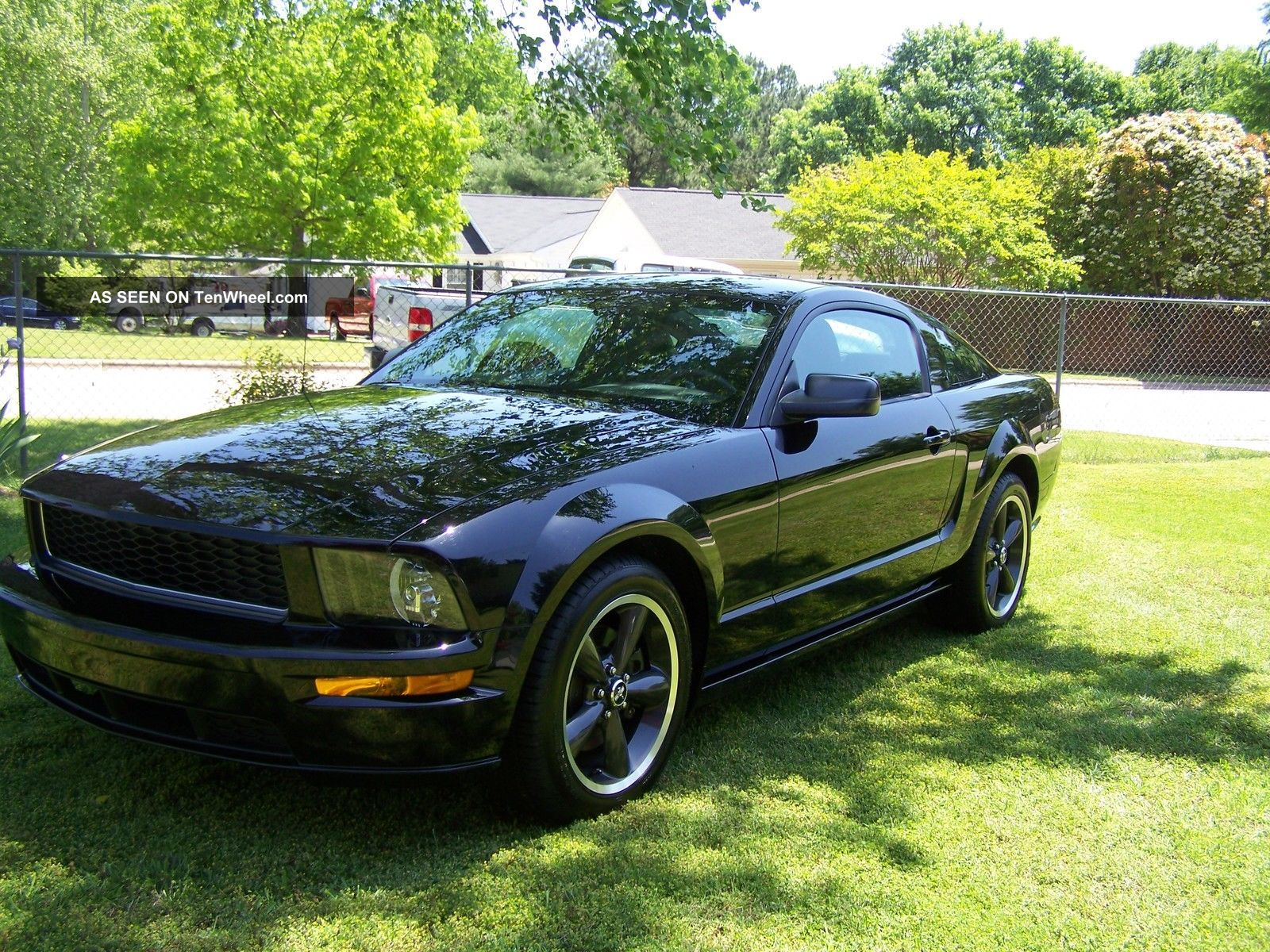 2008 ford mustang gt coupe premium 2d bullitt limited edition. Black Bedroom Furniture Sets. Home Design Ideas