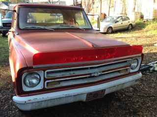 1967 Chevrolet C10 Stepside photo