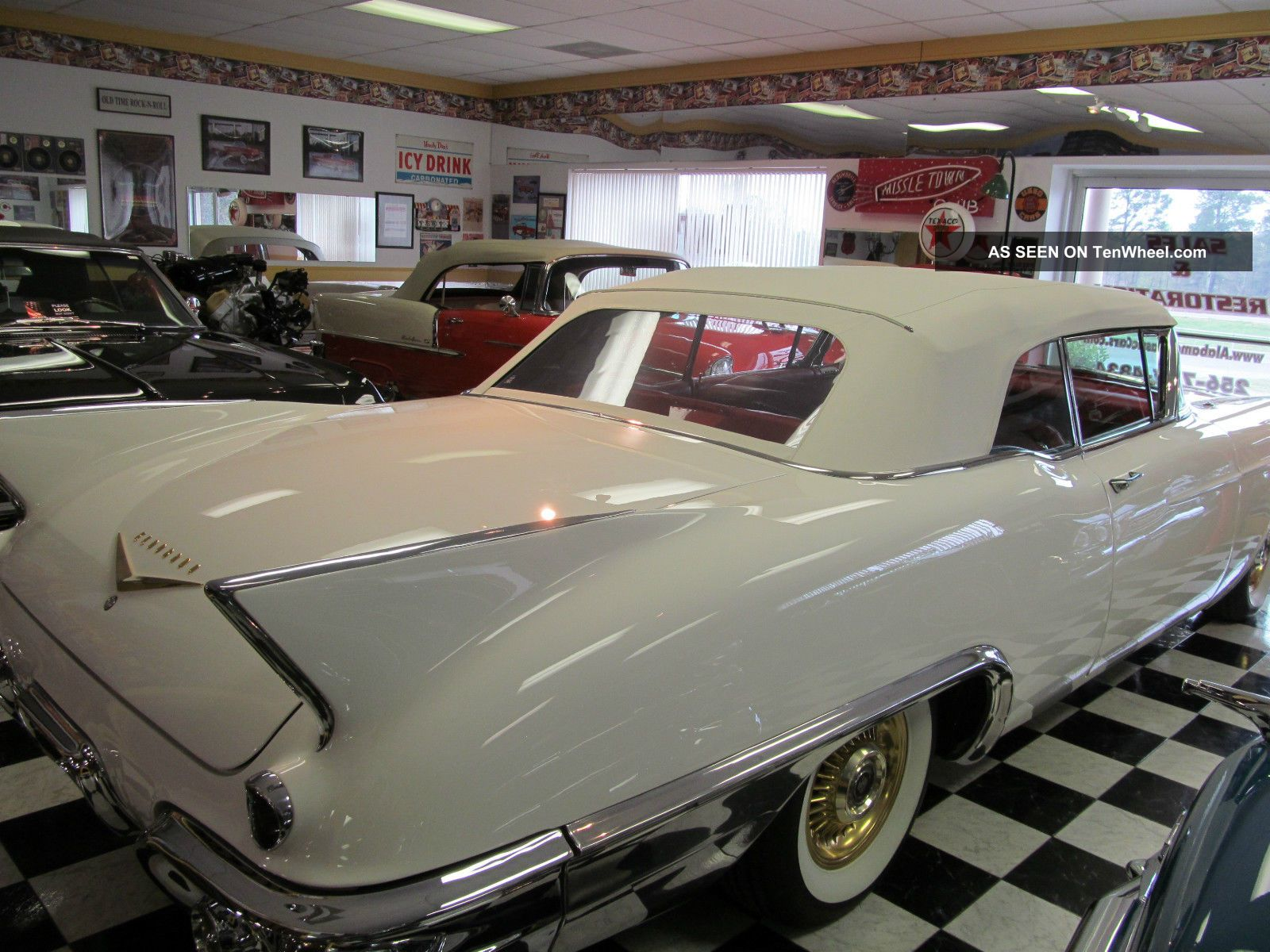 1957 Cadillac Eldorado Biarittz Convertible Eldorado photo