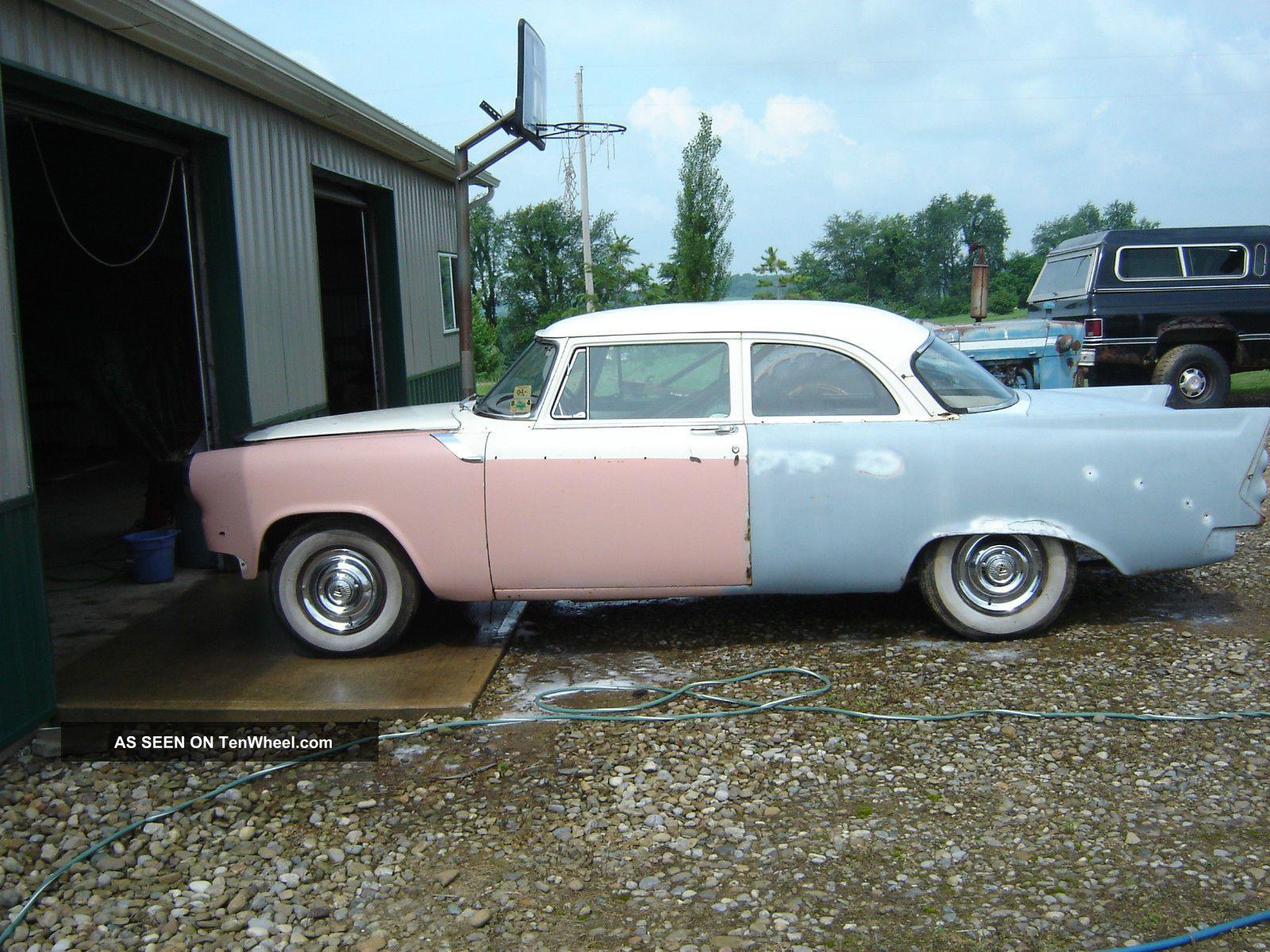 1956 Dodge Coronet Base 4.  4l Coronet photo
