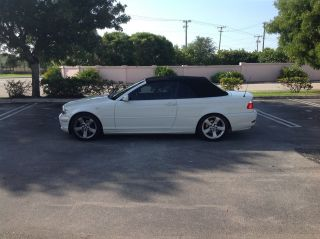 2006 Pristine Bmw 325cic.  Garage Kept Fully Loaded Convertible.  This Won ' T Last photo