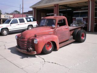 1952 Chevrolet Rat Rod Truck photo