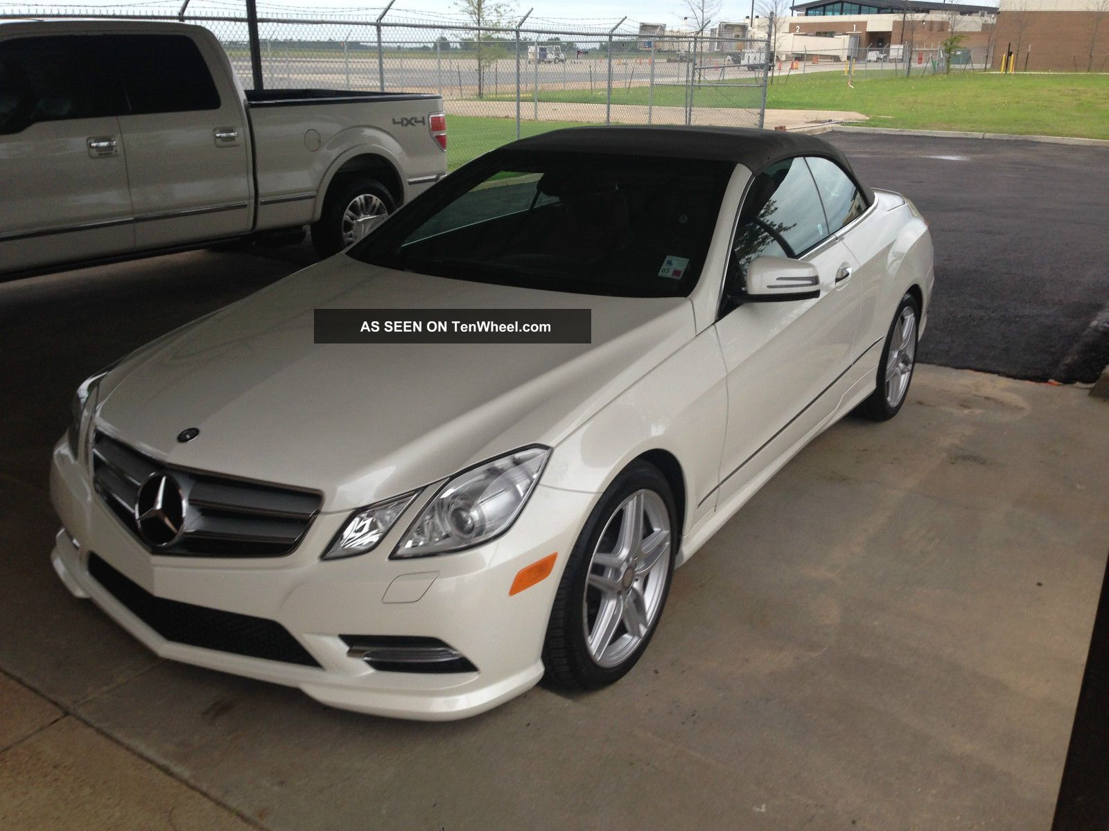 2013 mercedes benz e550 cabriolet convertible immaculate
