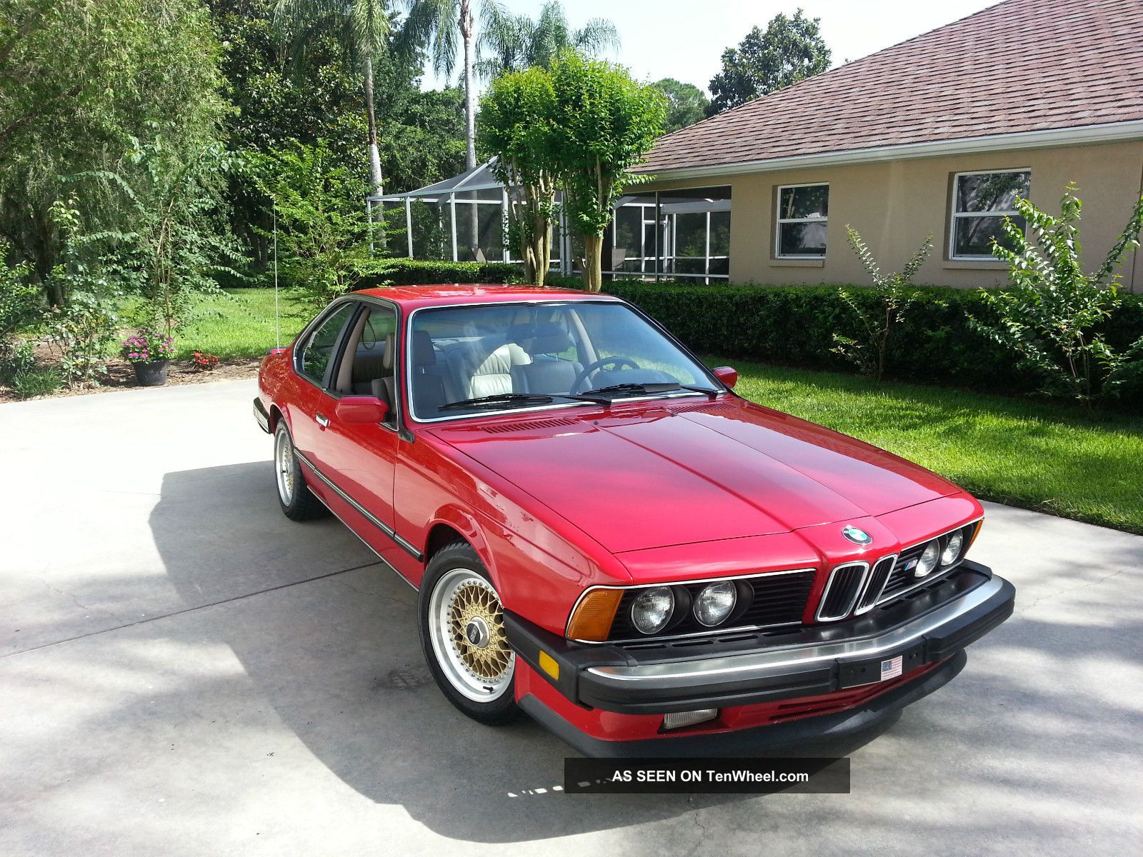 1987 Bmw M6 M6 photo