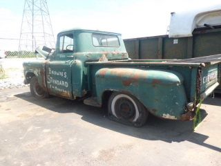 1959 Chevrolet Pick Up Truck,  Barn Find,  Rat Rod,  Vintage Truck photo