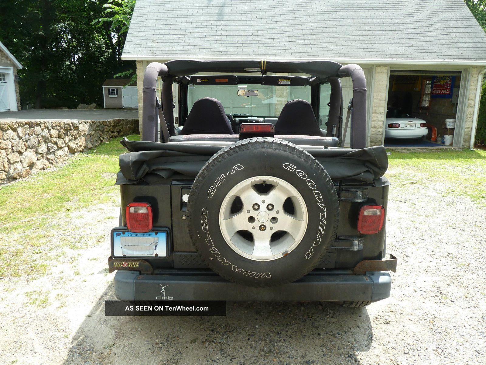 1999 jeep wrangler. Black Bedroom Furniture Sets. Home Design Ideas