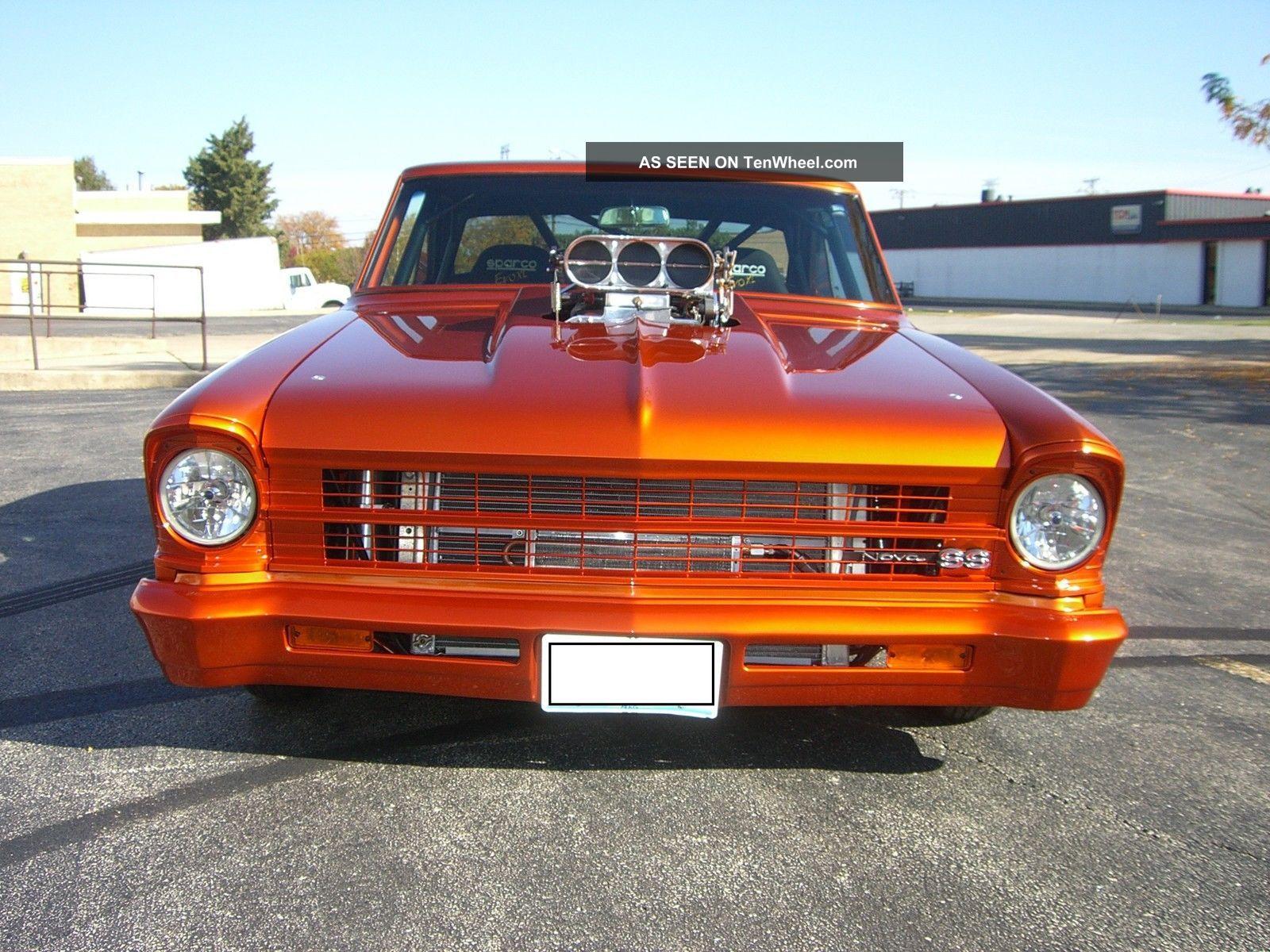 Nissan Columbus Ohio >> 1967 Chevy Nova Pro Street For Sale.html | Autos Weblog