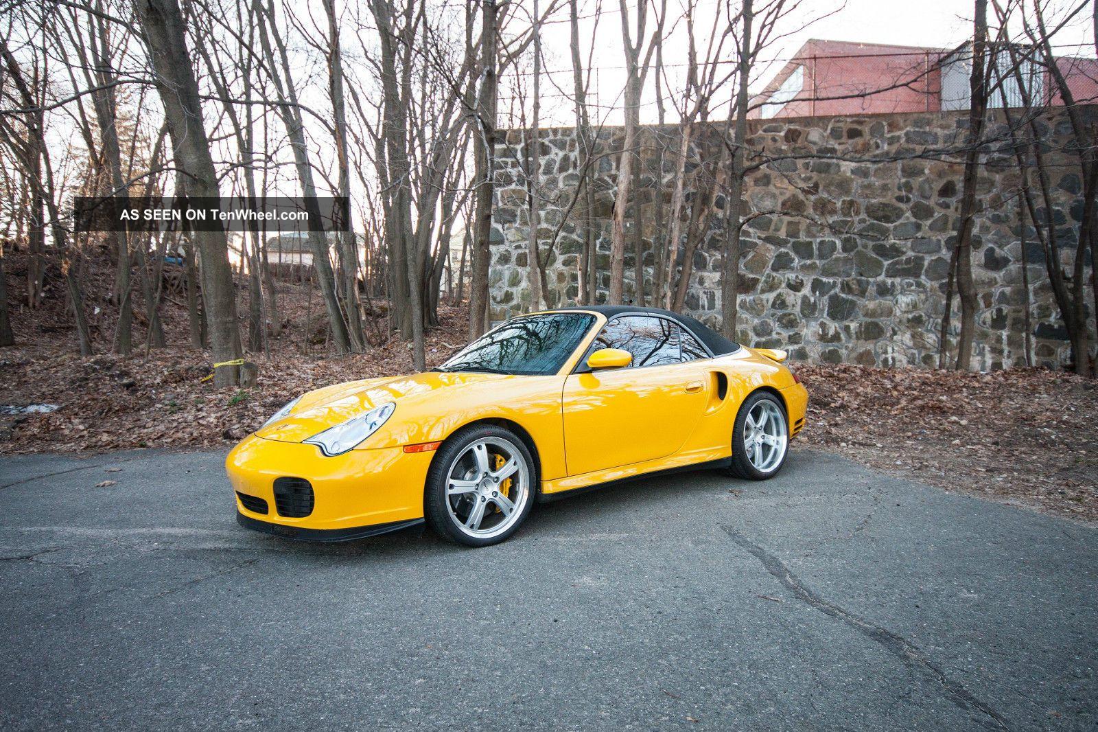 2005 Porsche 911 Turbo S Convertible 2 - Door 3.  6l 911 photo