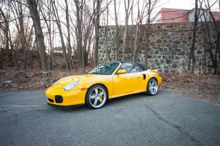 2005 Porsche 911 Turbo S Convertible 2 - Door 3.  6l photo