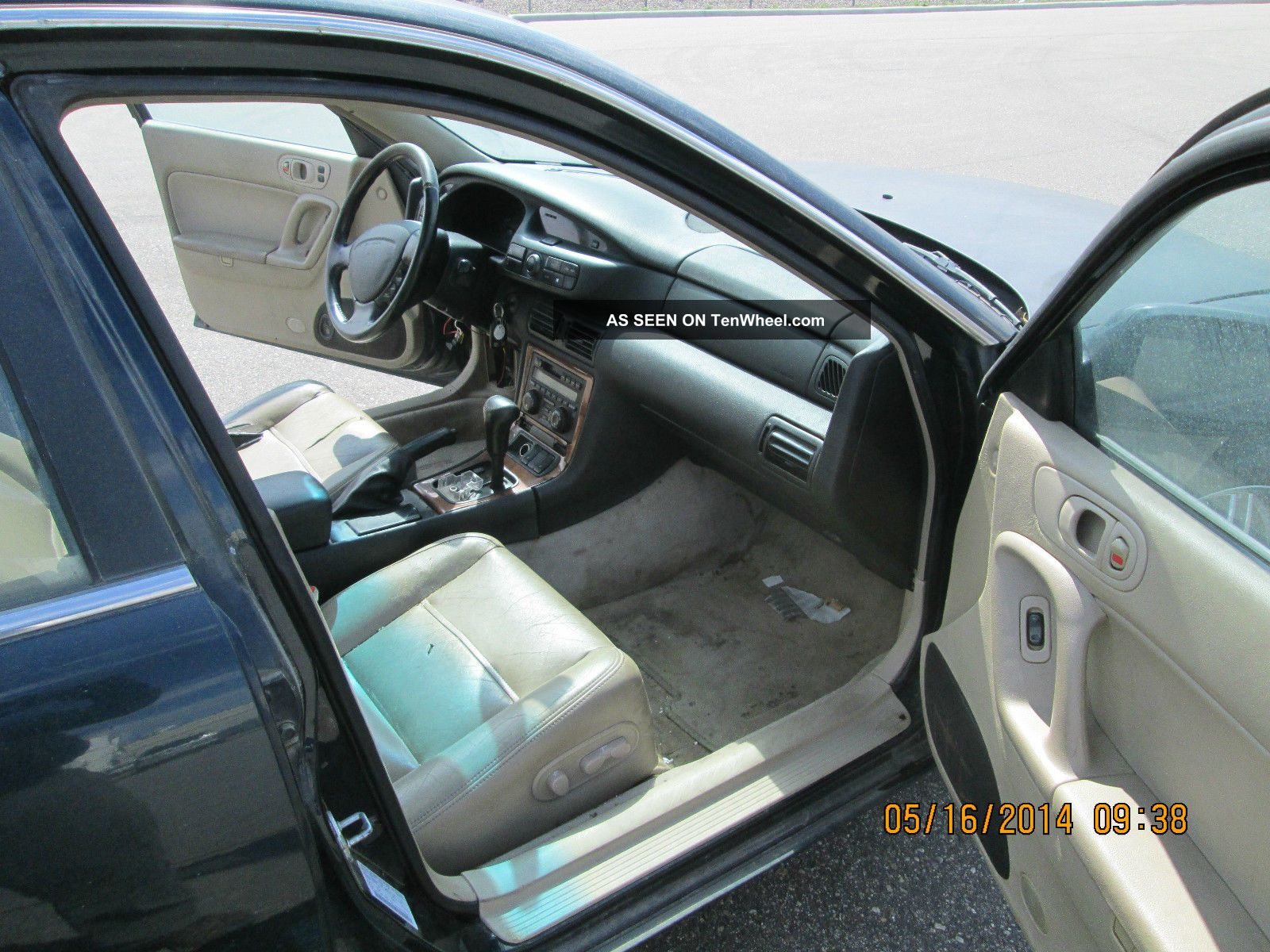 Mazda Millenia Base Sedan Door L Lgw