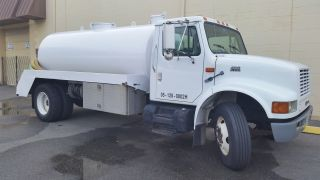 1998 International Septic Pump Truck photo