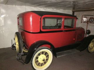 1929 Ford Model A Two Door photo