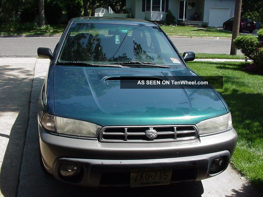 Subaru Sus 1998 Outback photo