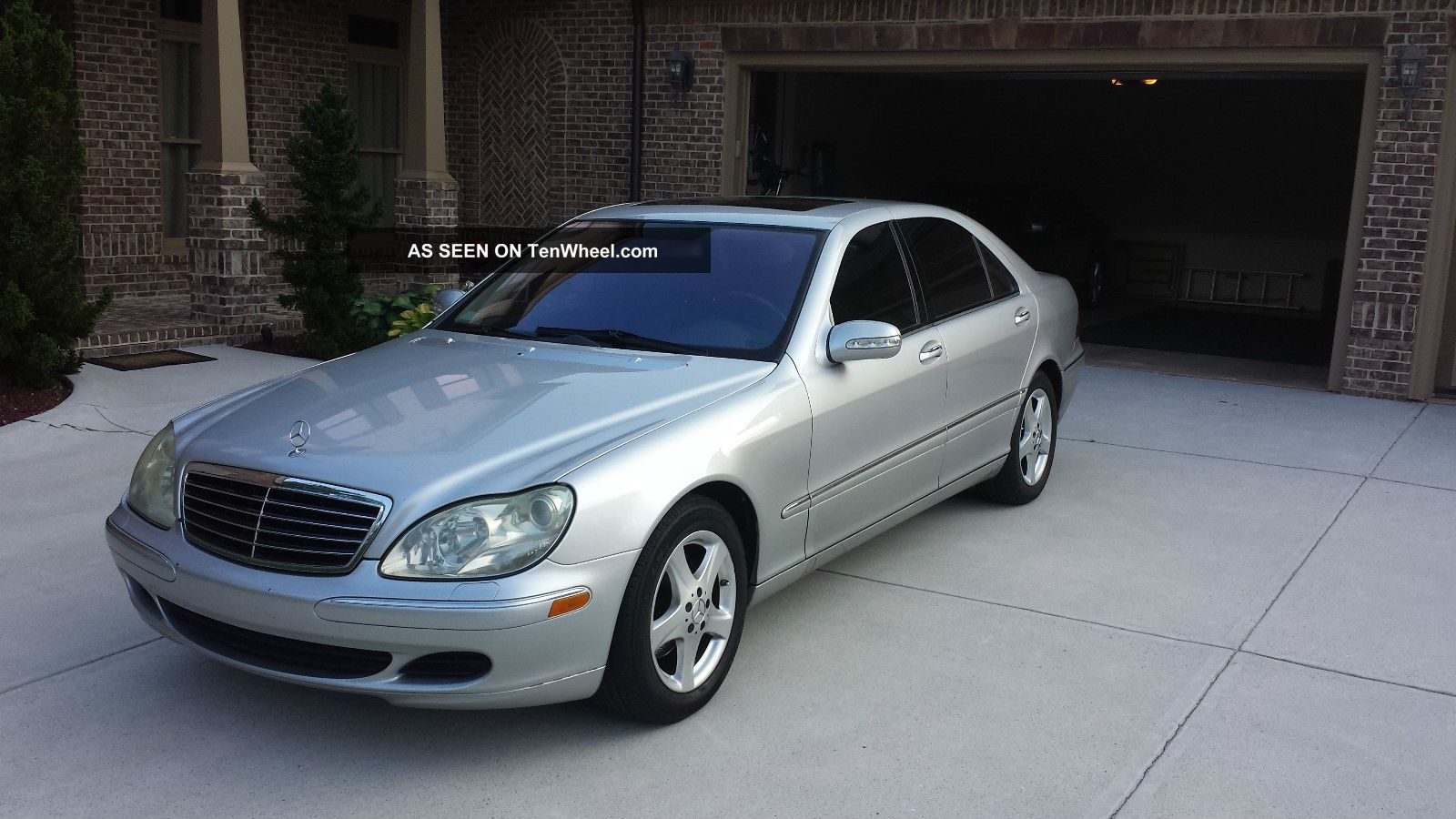 2004 Mercedes Benz S430 - Pristine Condition S-Class photo