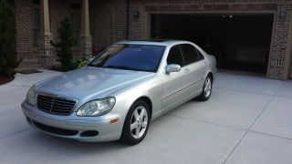 2004 Mercedes Benz S430 - Pristine Condition photo
