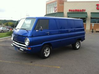 1968 Dodge 8 Door Van photo