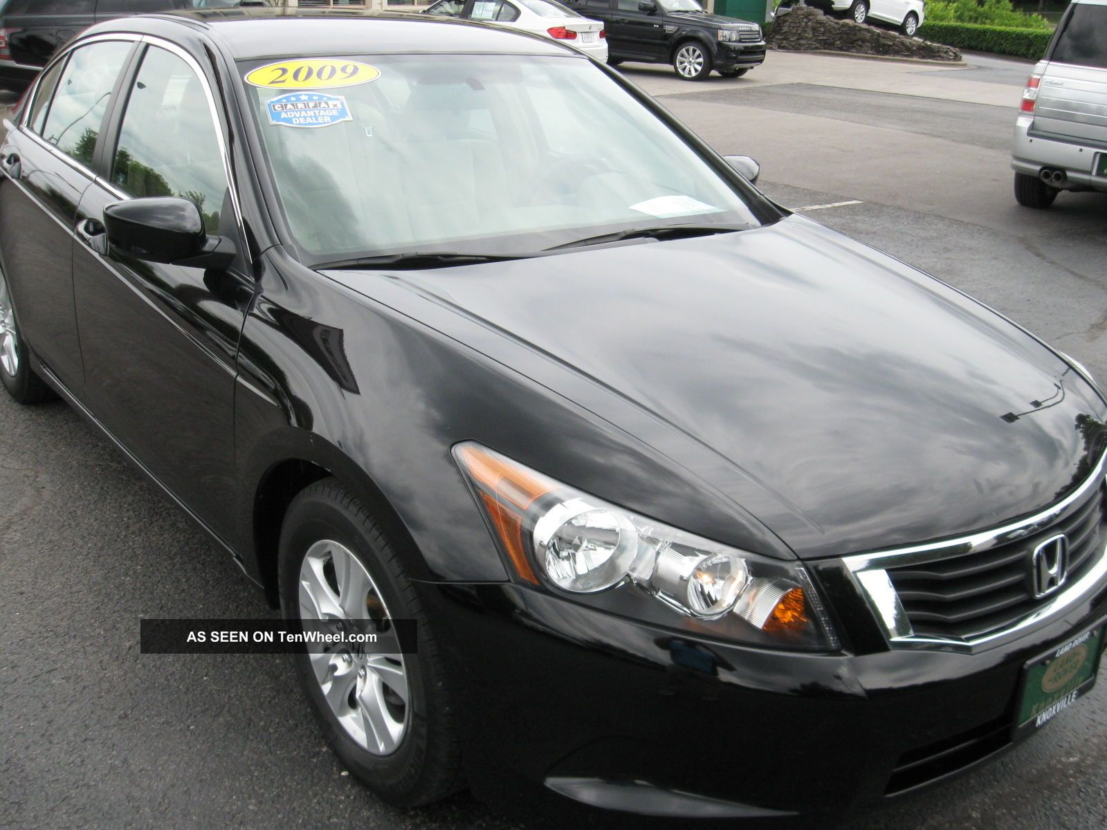 2009 honda accord lx p sedan 4 door 2 4l for 09 2 door honda accord