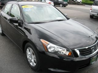 2009 Honda Accord Lx - P Sedan 4 - Door 2.  4l photo
