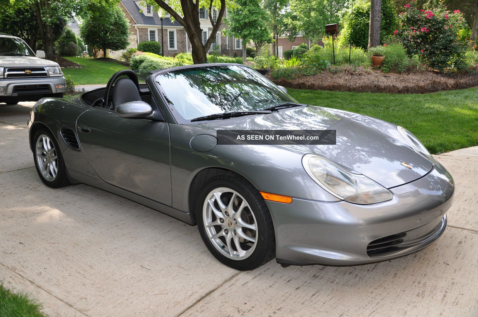 2003 Porche Boxster Boxster photo