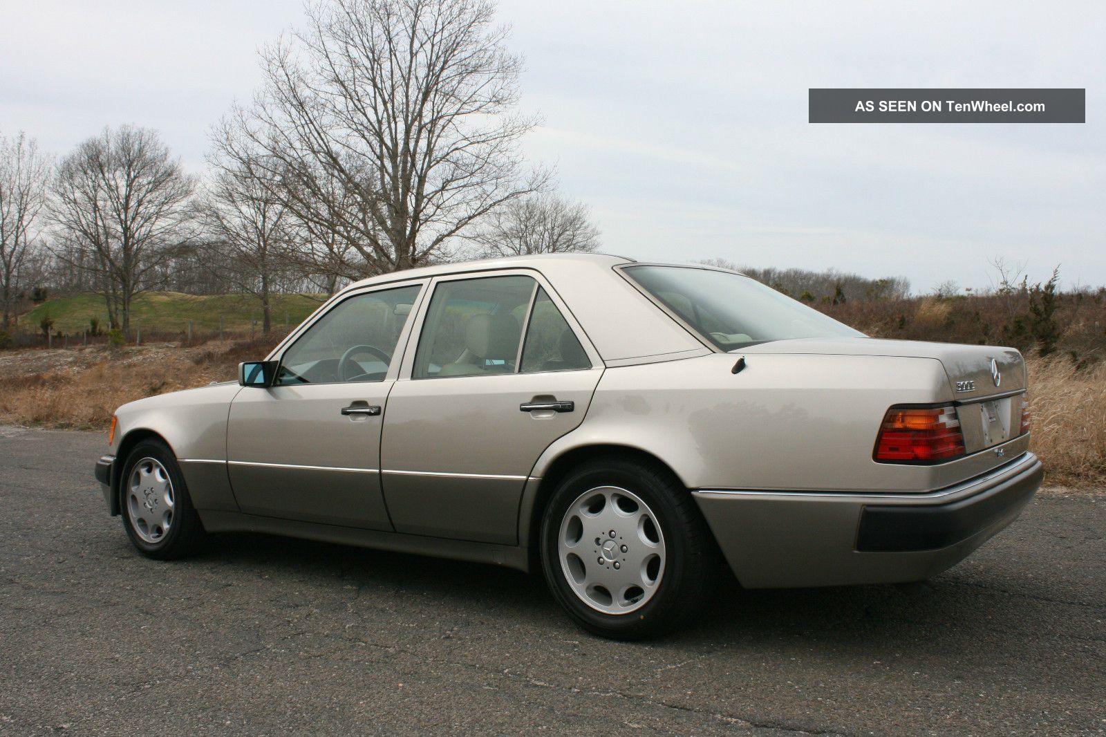 1992 Mercedes Benz 500e 500-Series photo