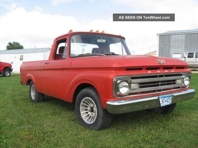 1962 Ford Unibody Truck Other Pickups photo