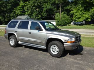 2000 Dodge Durango Slt Plus Sport Utility 4 - Door 4.  7l photo