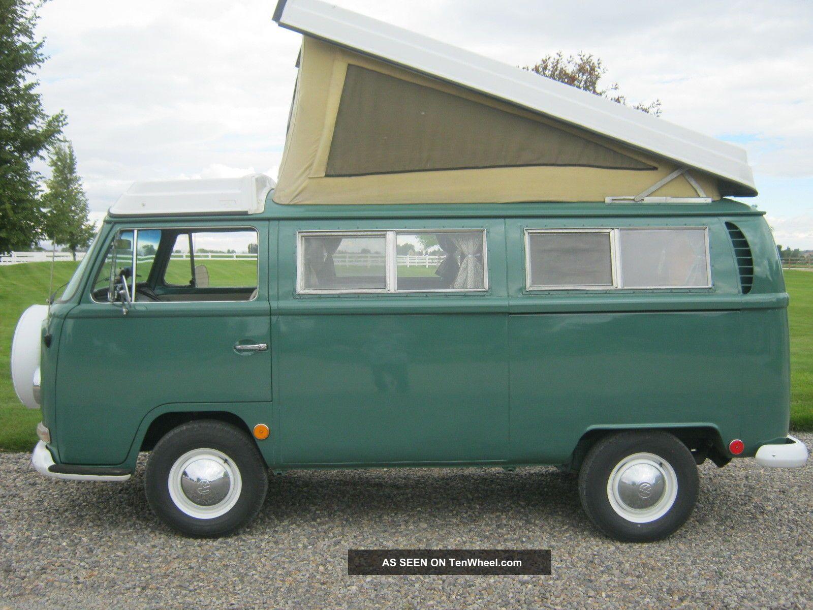 1968 Vw Camper Bus/Vanagon photo