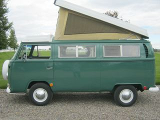 1968 Vw Camper photo