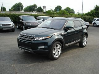2013 Land Rover Range Rover Evoque Demo Not Titled Sat Radi photo