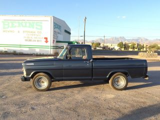 1967 Ford F100 Shop Truck,  Hot Rod photo