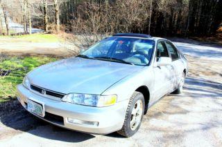 1997 Honda Accord Lx photo