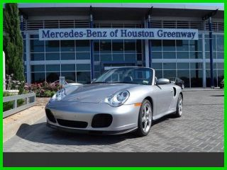 2005 Turbo S Turbo 3.  6l H6 24v Automatic All Wheel Drive Convertible Bose photo