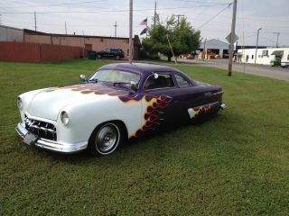 1951 Club Coupe Custom Chop Top Hot Rod photo