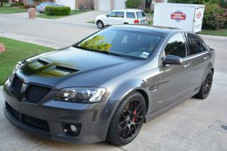 2009 Pontiac G8 Gt Firehawk 17 Of 25 photo