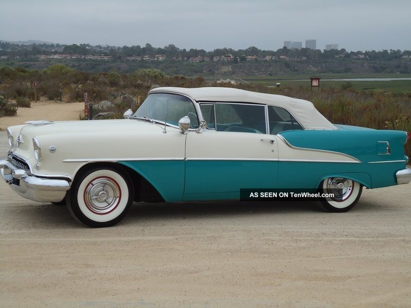 1955 Oldsmobile 88 Convertible Eighty-Eight photo