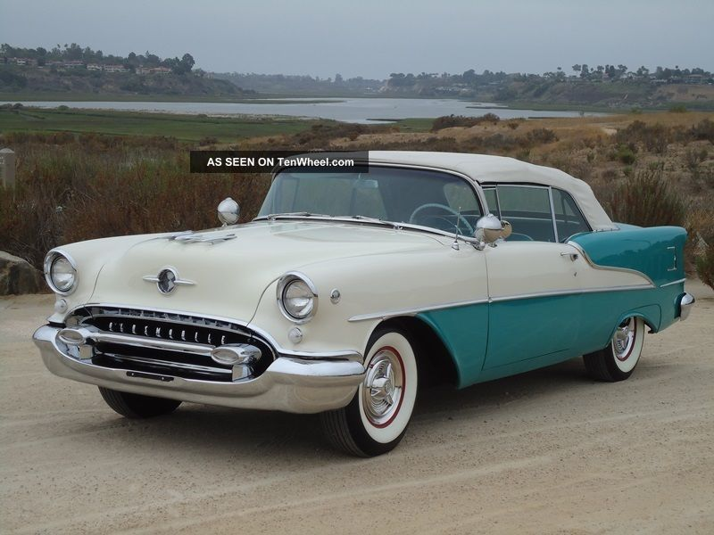 1955 Oldsmobile 88 Convertible