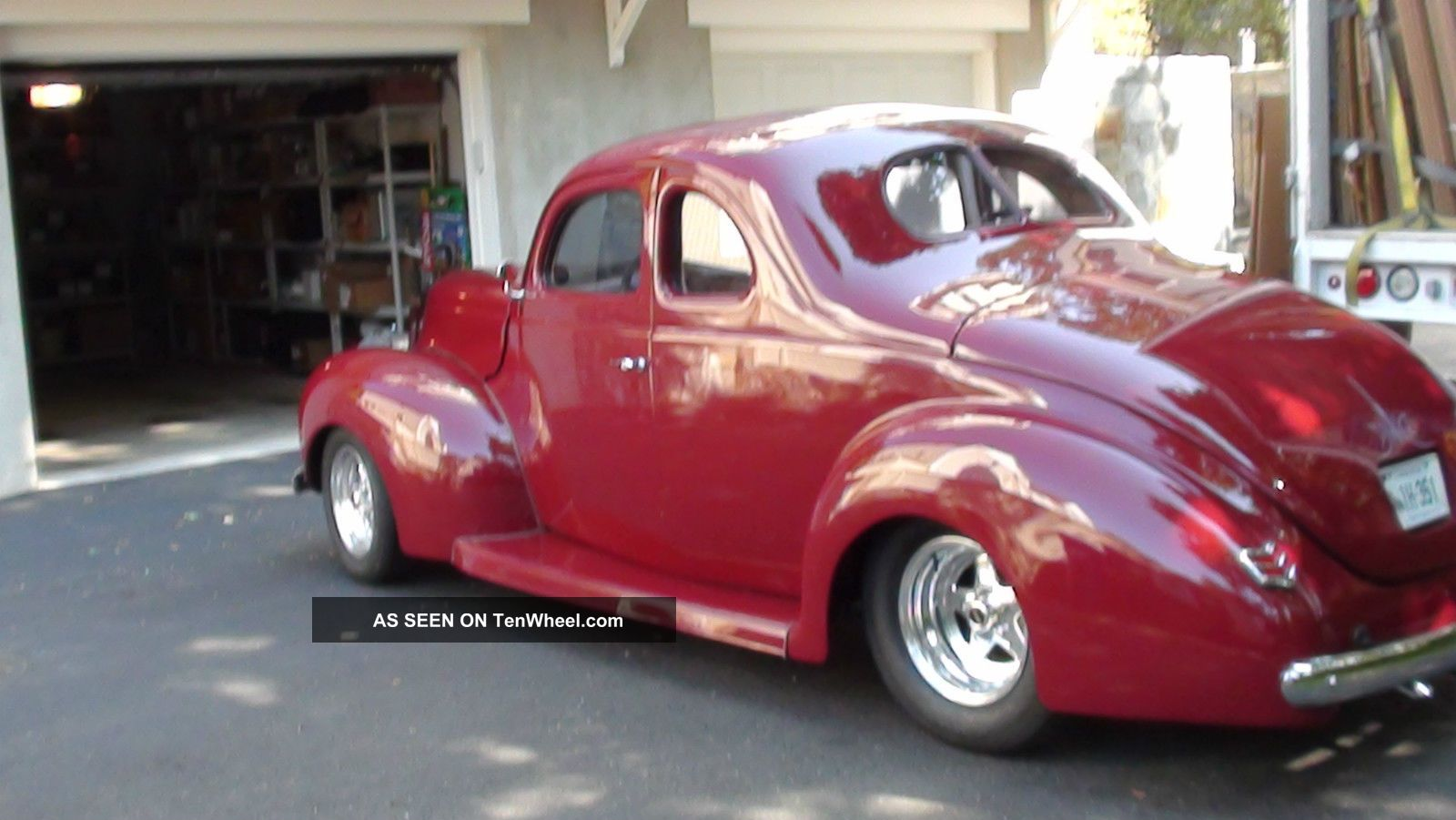 1940 Ford Coupe Old School Other photo