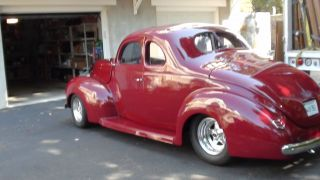 1940 Ford Coupe Old School photo
