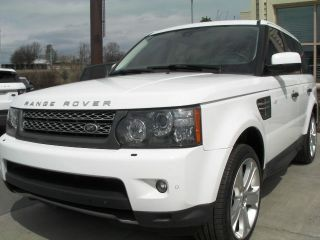 2011 Range Rover Sport Supercharge