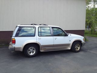 1997 Ford Explorer Xlt Sport Utility 4 - Door 5.  0l photo