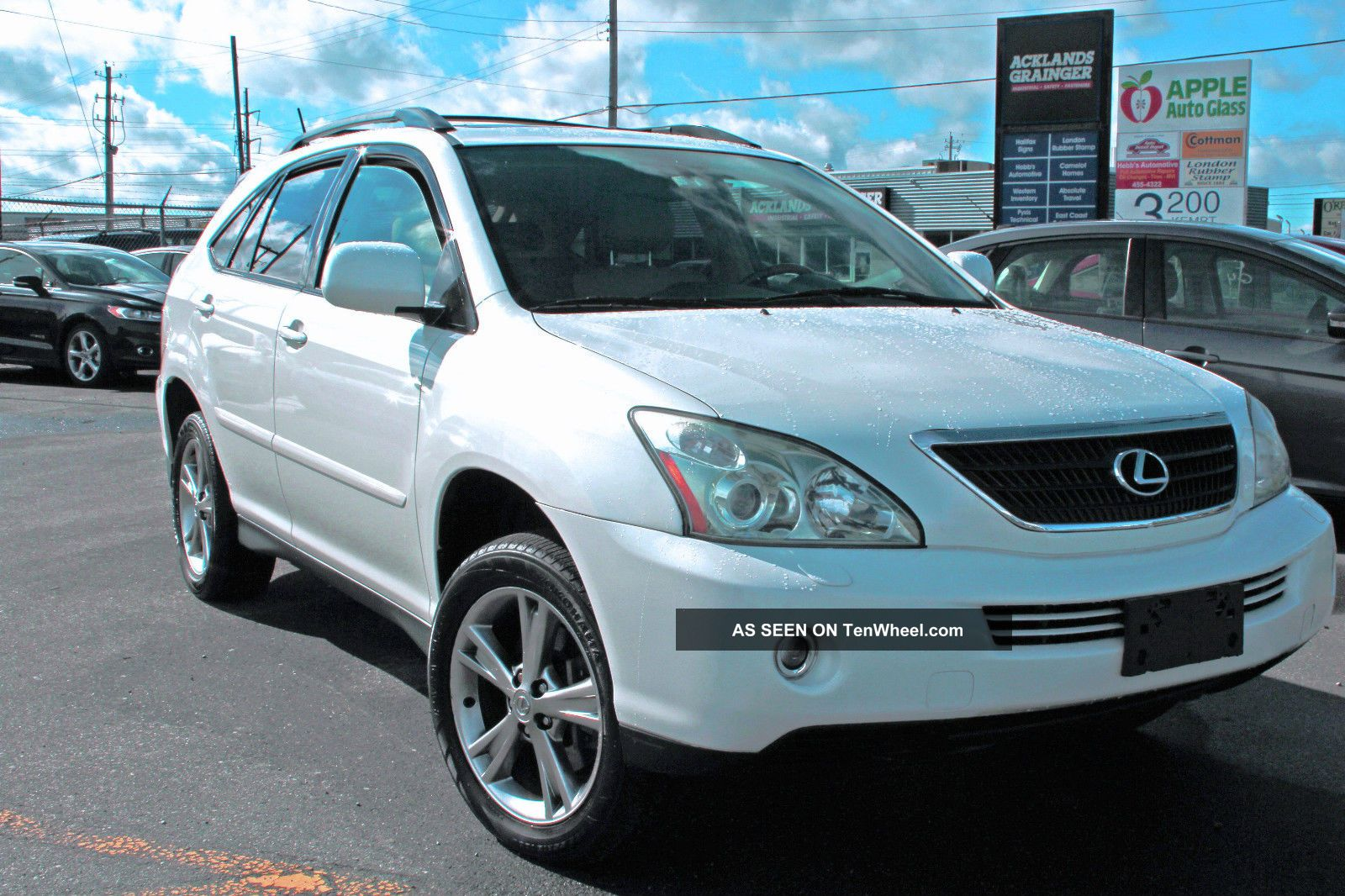 2006 Lexus Rx400h Sport Utility 4 - Door 3.  3l RX photo