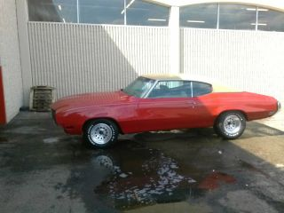 1971 Buick Skylark Base Coupe 2 - Door 5.  7l photo