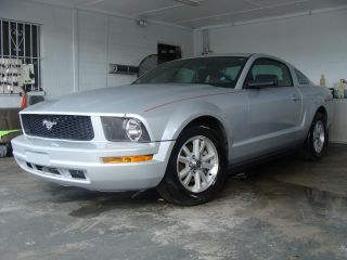 2006 Ford Mustang Base Coupe 2 - Door 4.  0l photo