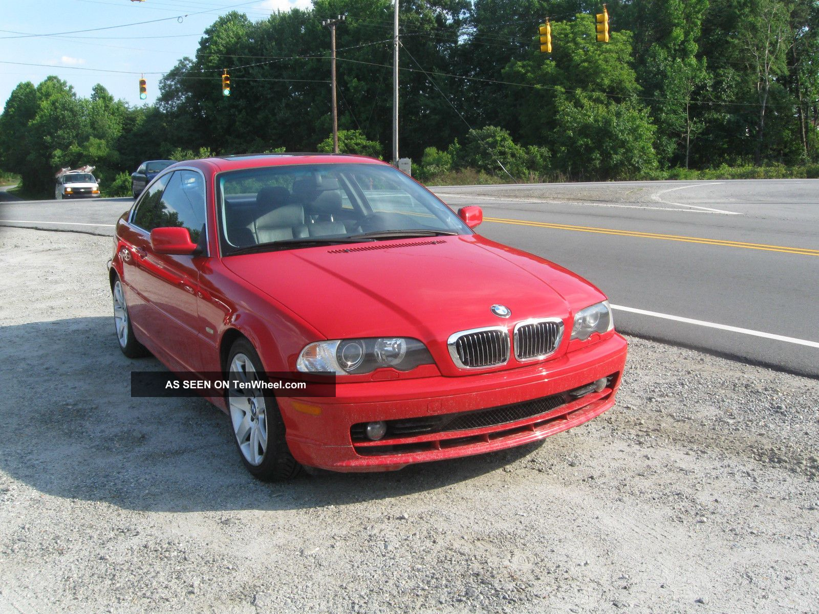 2002 Bmw 325ci Base Coupe 2 - Door 2.  5l 3-Series photo
