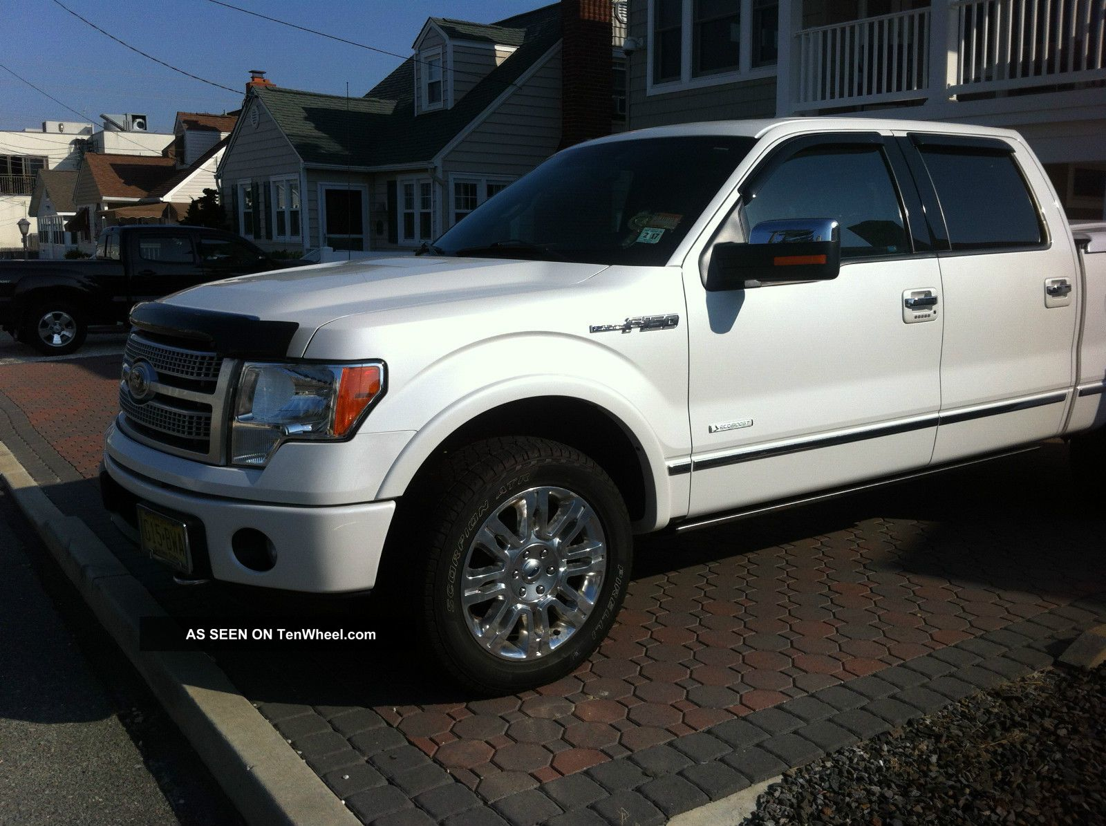 2012 ford f 150 platinum crew cab pickup 4 door 3 5l. Black Bedroom Furniture Sets. Home Design Ideas