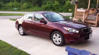 2008 Honda Accord Lx - P Sedan Till 2015 photo