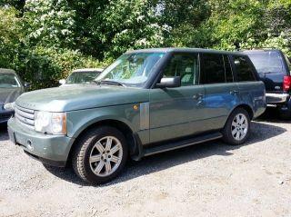 2005 Land Rover Range Rover Hse Sport Utility 4 - Door 4.  4l photo
