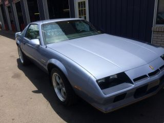 1983 Chevrolet Camaro Berlinetta 2 - Door All photo
