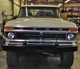 1977 Ford F - 150 Base Standard Cab Pickup 2 - Door 7.  5l photo